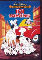 101 Dalmatiner (DVD) [Walt Disney Meisterwerke]