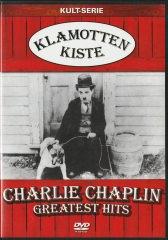 Klamottenkiste 1: Charlie Chaplin Greatest Hits (DVD)