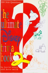 The ultimate Disney trivia book 2 - 999 New Questions