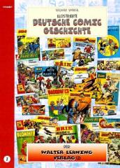 Illustrierte Deutsche Comic Geschichte (Alternativausgabe) 2: Walter Lehning Verlag