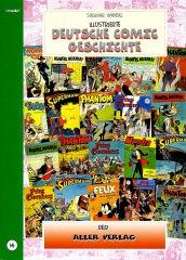 Illustrierte Deutsche Comic Geschichte (Alternativausgabe) 14: Der Aller Verlag