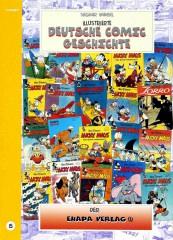 Illustrierte Deutsche Comic Geschichte (Alternativausgabe) 15: Der Ehapa Verlag