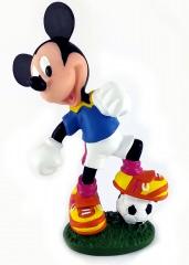 Micky Maus Fußballer (wartend)