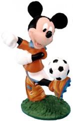 Micky Maus Fußballer (spielend)