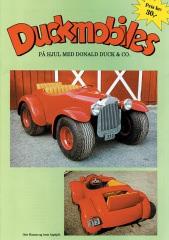 Duckmobiles - På hjul med Donald Duck & Co.