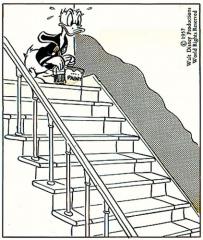 Al Taliaferro Faksimile Staircase (1957)