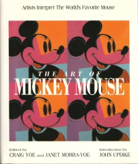 The Art of Mickey Mouse (Disney Miniature Book)