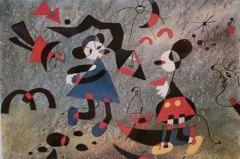 Poster Kennen Sie den Weg zum Bahnhof, Herr Miró? INTERDUCK