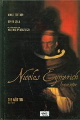 Nicolas Eymerich Inquisitor 1: Die Göttin
