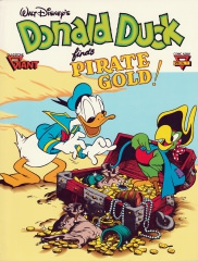 Gladstone Giant Album Special 1: Donald Duck Finds Pirate Gold