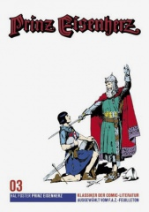 F.A.Z. Klassiker der Comic-Literatur 3: Prinz Eisenherz