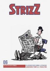 F.A.Z. Klassiker der Comic-Literatur 6: Strizz