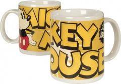 Becher Mickey Mouse Golden Fifties