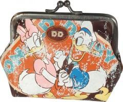 Donald Duck und Daisy Retro Geldbörse