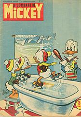Le Journal de Mickey 87 (1954)