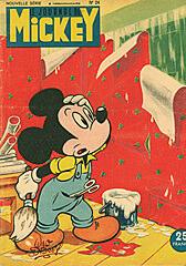 Le Journal de Mickey 24 (1952)