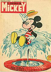 Le Journal de Mickey 13 (1952)