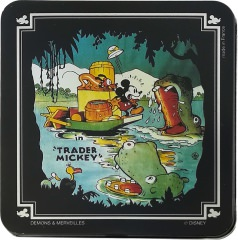 Cigarettendose Micky Maus Trader Mickey (DÉMONS & MERVEILLES)
