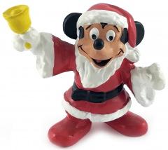 Micky Weihnachtsmann BULLY Kleinfigur