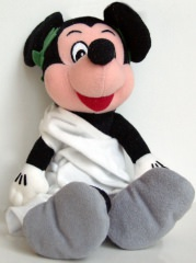 Toga Mickey Bean Bag
