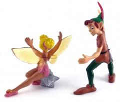 Peter Pan (2er Satz) COMICS SPAIN Figuren