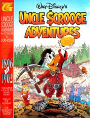 Uncle Scrooge Adventures in Color by Don Rosa 3: The Life And Times of Scrooge McDuck 1896 to 1902