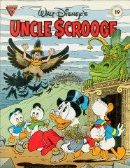 Gladstone Comic Album 19: Uncle Scrooge in The Golden Fleecing