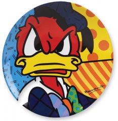 Donald Duck Wandteller (BRITTO)