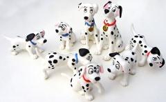 101 Dalmatians (Set of 8)