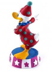 Donald Duck Harlekin stehend (bunt) CARBOMBONIERE Figur 10cm