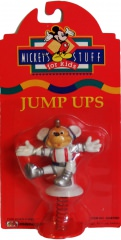 Micky Maus Raumfahrer Sprungfigur Jump Ups