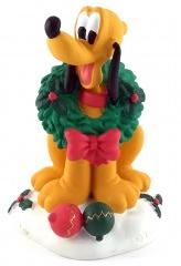 PLuto Christmas Figurine