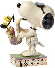 The Blues Beagle (Joe Cool & Woodstock)