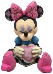 Minni Maus mit Herz Minifigur