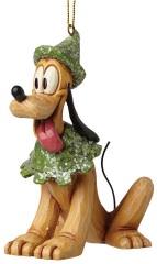 Pluto Zuckerguß Weihnachtsbaumhänger