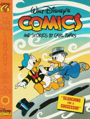 The Carl Barks Library of Walt Disneys Comics and Stories in Color 30