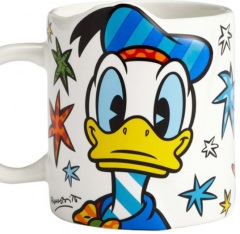 Donald Duck Becher BRITTO