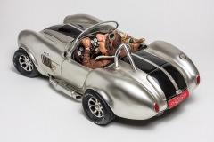 Shelby Cobra 427 SC Silver FORCHINO