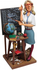 Die Lehrerin - The Teacher