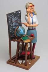 Die Lehrerin - The Teacher FORCHINO
