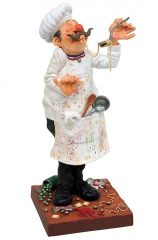 Der Koch - The Cook (Mini) FORCHINO