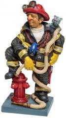 Der Feuerwehrmann - The Firefighter (Mini) FORCHINO
