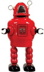 Planet Robot (rot)