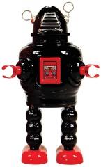 Planet Robot (schwarz)