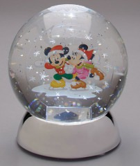 Micky & Minni Maus Waterdazzler Kugel beleuchtet