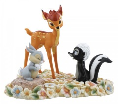 Bambi, Klopfer & Blume: Pretty Flower