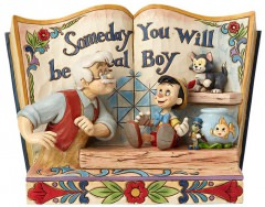 Storybook Pinocchio: Someday You Will Be A Real Boy