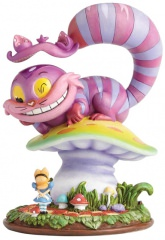 Cheshire Cat & Alice MISS MINDY Figur