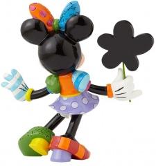 Minni Maus mit Blumen BRITTO