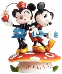 Micky & Minni Maus MISS MINDY Figur